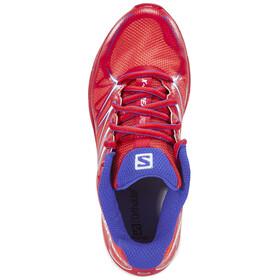 Salomon X-Scream Foil - Chaussures running Femme - rouge